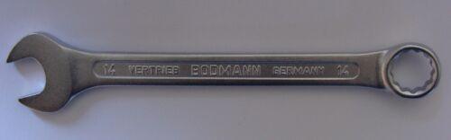 Chrom-Vanadium Gabelringschlüssel 14 mm Maulringschlüssel Ringmaulschlüssel
