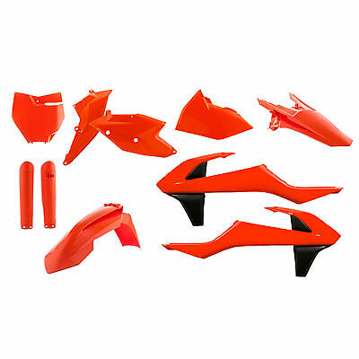Polisport Complete Replica Plastic Kit 16 KTM Orange for KTM 450 SX-F Factory Edition 2015-2017
