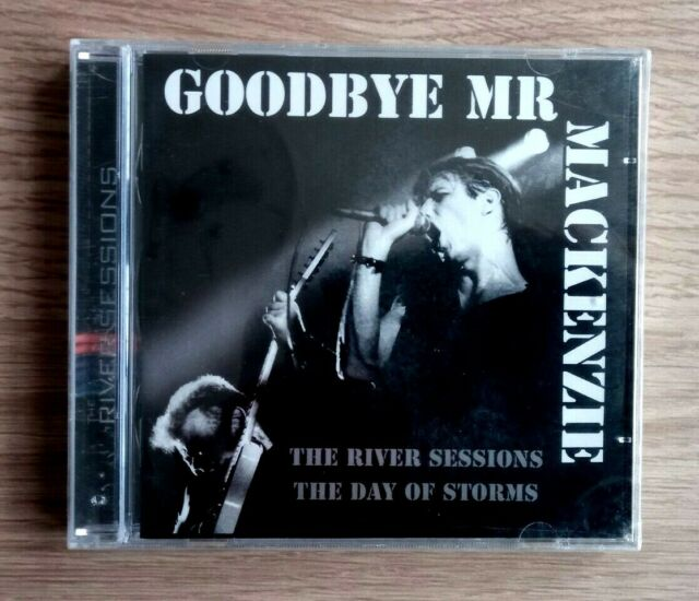 GOODBYE MR MACKENZIE - THE RIVER SESSIONS / DAY OF STORMS (SEALED DOUBLE CD)