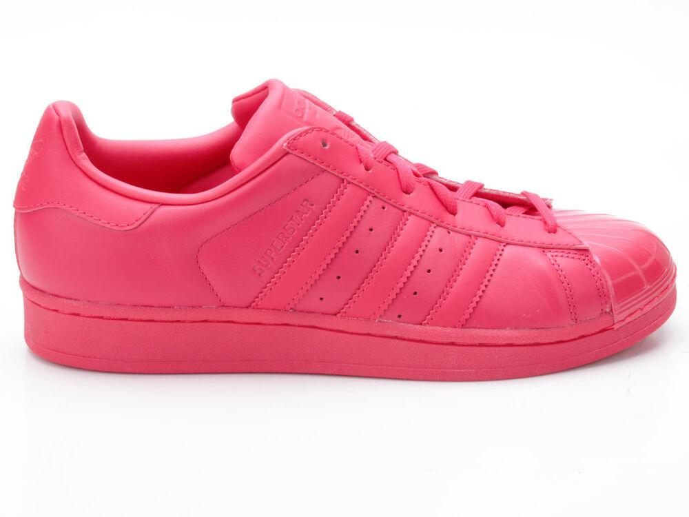 Adidas Adidas Adidas superstar Glossy toe w s76724 rouge- 5aaeed