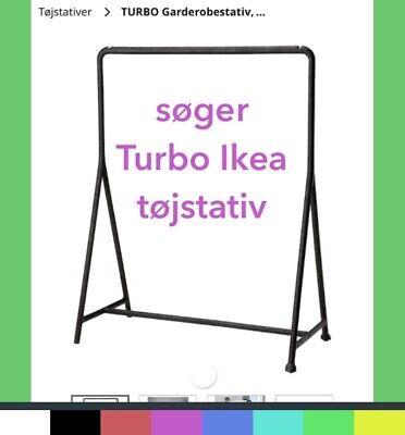Kendte Tøjstativ Ikea   DBA - diverse indretning LZ-44