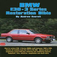 Bmw 3 series e30 service manual 318i 325 325e 325es 325i bmw e30 3 series restoration bible by andrew everett 2006 paperback fandeluxe Image collections