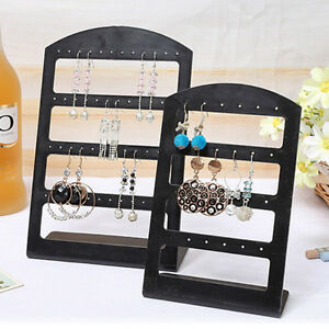 1Pc-Earrings-Ear-Studs-Display-Rack-Stand-Jewelry-Organizer-Holder-24-48-Hole-Px