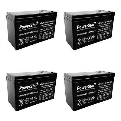 APC Ups Batterie de Remplacement Rbc 2 Rbc2 Rbc-2 12v 7,2ah Lead-Acid