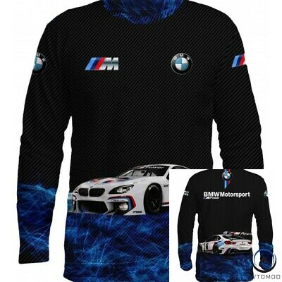 BMW Alpina Logo high quality graphics sublimated men/'s t-shirt