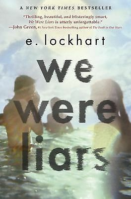 WE WERE LIARS by E. Lockhart (2014) Hardcover NEW book teen young adult