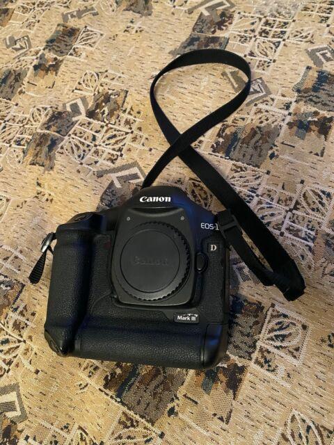 Canon Eos 1d Mark III appareil photo numérique