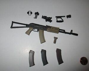 1-6-scale-Virtual-Toys-VTS-The-Darkzone-Agent-RENEGADE-AK74-Set-VM018-AK47