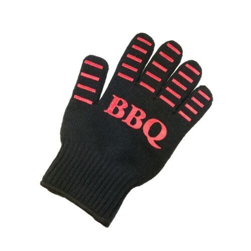 Grillhandschuh BBQ Grill Handschuh Kaminhandschuh Backhandschuh Ofenhandschuh