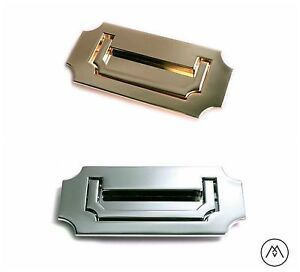 Exceptionnel Image Is Loading Campaign Furniture Hardware  Recessed Handle Pull Polished Brass