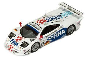 IXO-LMM085-LMM107-Pescarolo-Judd-McLaren-Le-Mans-Diecast-Model-Cars-1-43rd