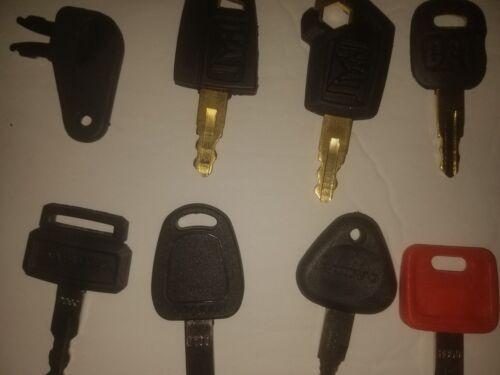 21 Heavy Equipment Operator Keys Supervisor Keys Construction Key