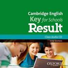 Cambridge English: Key for Schools Result Class Audio CD (2013)