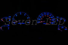 Jeep Wrangler TJ 97-06 Dash Instrument Cluster Speedometer LED Kit  Blue