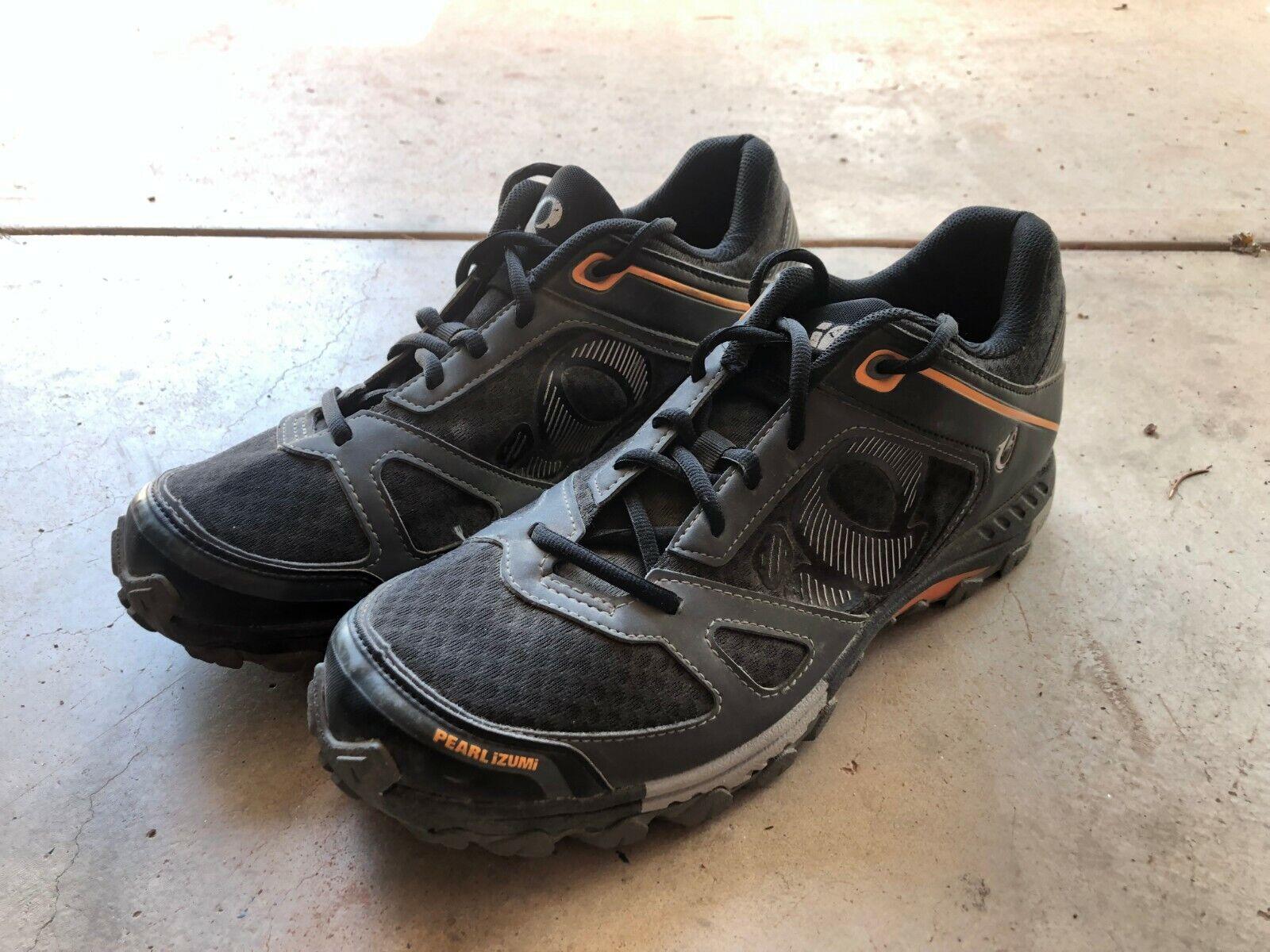 Pearl Izumi X Alp Seek V Con Cordones Zapatillas De Montaña Ciclismo Zapatos Talla EU 48 nos 13