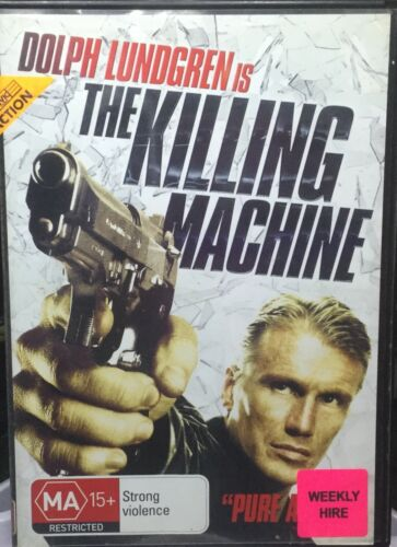 1 of 1 - The Killing Machine (DVD, 2010)