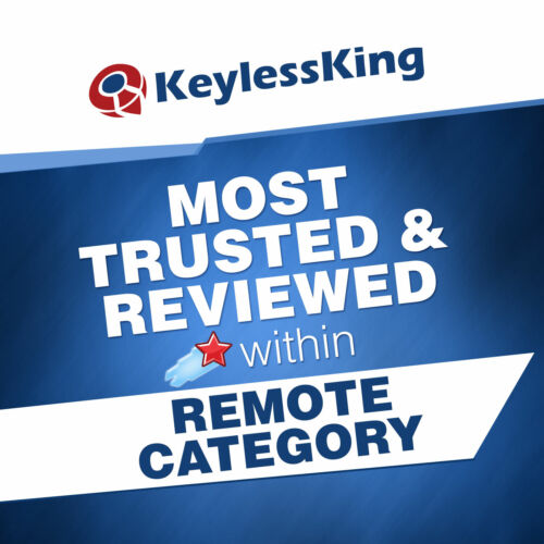 2 New Replacement Keyless Entry Remote Start Key Fob Clicker for 15913427 Keys