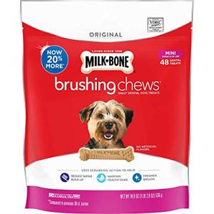 Milk-Bone-Brushing-Chews-Daily-Dental-Dog-Treats-Mini-Treats-18-9-Ounce-Pouch