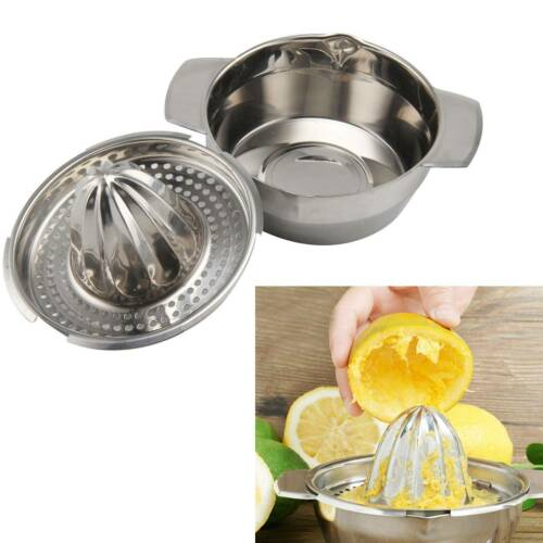Zitruspresse Zitronenpresse Entsafter Orangenpresse Saft Zitrus Presse Frucht DE