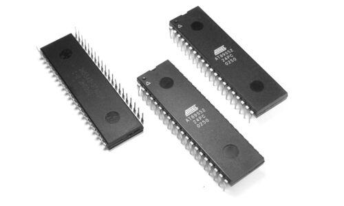 1 pcs AT89S52-24PC Microcontroller 8-Bit FLASH 8051 CPU 24MHz