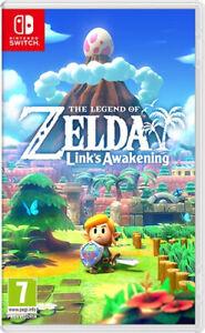 Nintendo The Legend of Zelda: Link's Awakening (SWI) videogioco Nintendo Switch