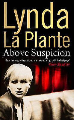 """""""AS NEW"""" La Plante, Lynda, Above Suspicion Book"""