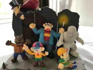 Figure Full Set diorama CARLETTO PRINCIPE DEI MOSTRI KAIBUTSU KUN Furuta Japan