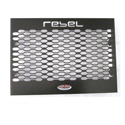 Honda CMX500 Rebel Beowulf 2.5mm thick Stainless Steel Luggage Rack 17-19