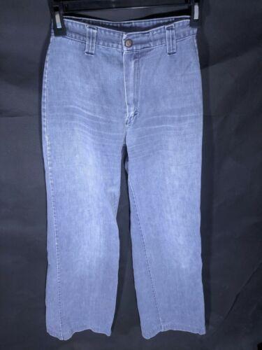 """Vtg 70s Dittos Jeans 23"""" Waist"""