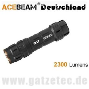 Acebeam L16 Rechargable Flashlight w//Battery /& AWM-03 Magnetic Gun Mount