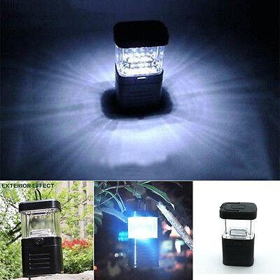 Portable Super Bright 11 LED Camping Tent Lantern Fishing Light Lamp Hiking HK
