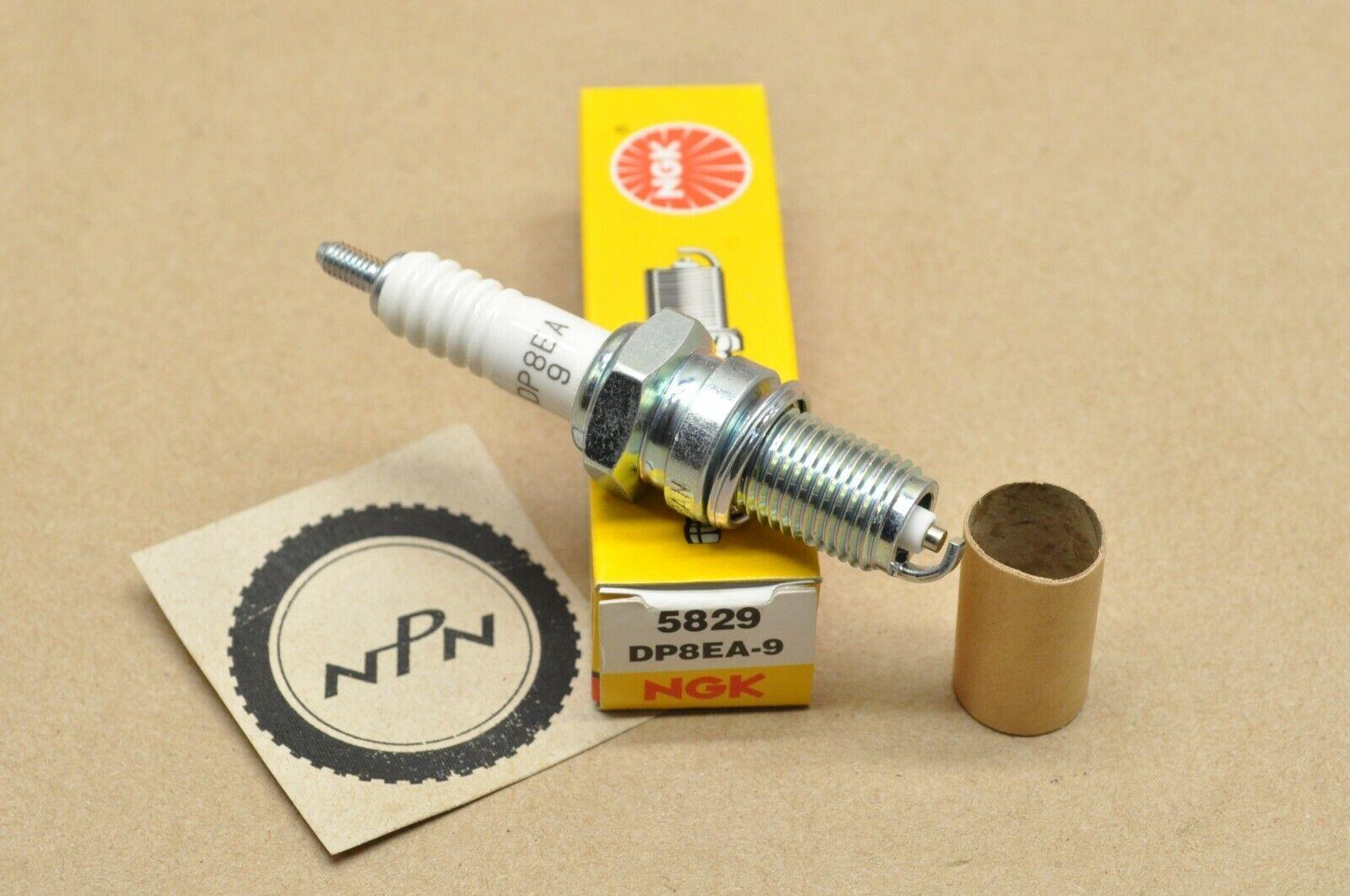 NGK NGK 5829 Spark Plugs DP8EA-9 Sold Each