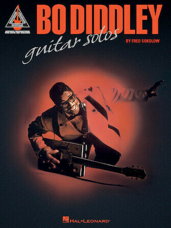 Bo Diddley Guitar Collection Guitar Recorded Versio Bo Diddley Guitar Solos