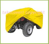 Yamaha Quad Atv Cover Yq05 Yellow Lr5