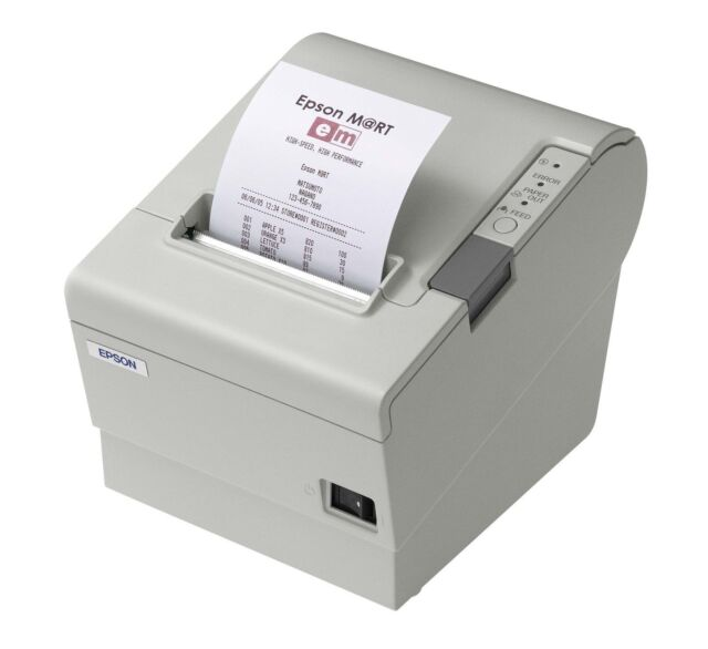 EPSON TM-T88IV RECEIPT PRINTER DRIVER FOR WINDOWS DOWNLOAD