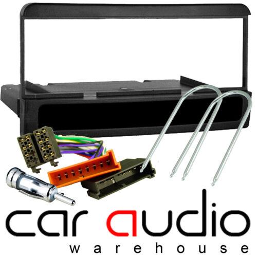 2006 Car Stereo Radio ISO Fascia Facia Panel Aerial /& Keys Ford Transit 1996