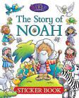 The Story of Noah: Sticker Book by Lion Hudson Plc (Paperback, 2016)