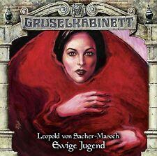 GRUSELKABINETT-FOLGE 117 - EWIGE JUGEND   CD NEU