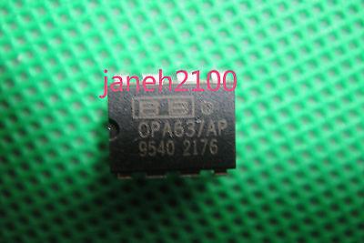 1PCS OPA637AP OPA637APG4  OP AMP IC BURR-BROWN//BB//TI DIP-8