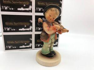 Hummel-Figurine-4-Fiddler-5-1-8in-1-Choice-Top-Condition