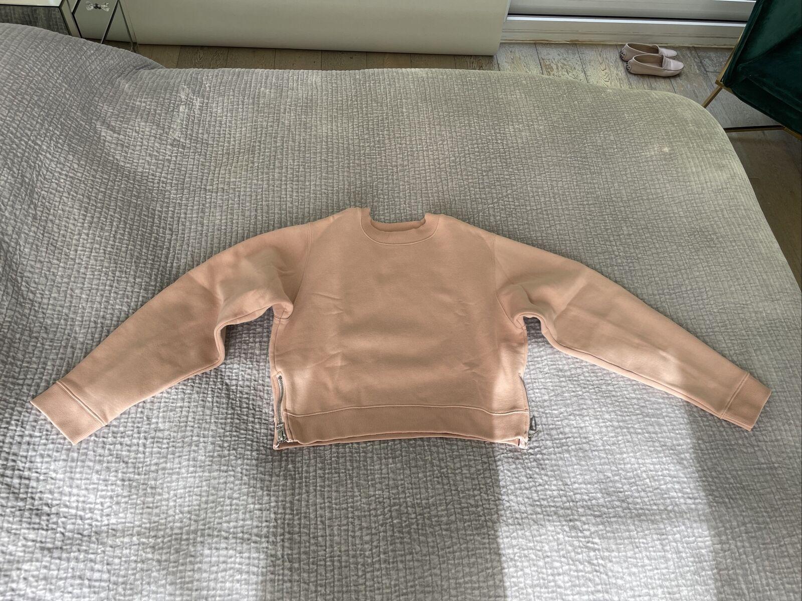 Acne Studios Pink Sweatshirt Size XS