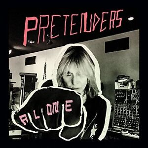 Pretenders-Alone-CD
