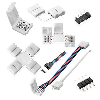 5x Verlängerungskabel für RGB LED Strip Streifen zum LED Controller 250cm 2.5m