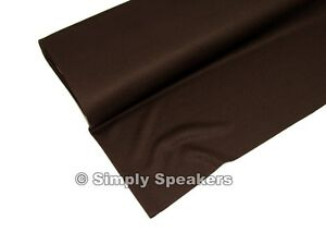 BEST-Quality-Chocolate-Brown-SPEAKER-GRILL-CLOTH-Stereo-Grille-Fabric-A-570