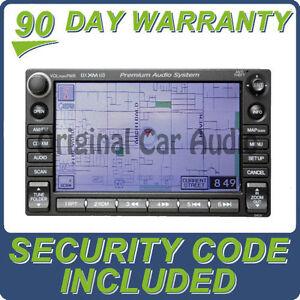 Image Is Loading 06 07 08 Honda Civic Xm Radio Navigation
