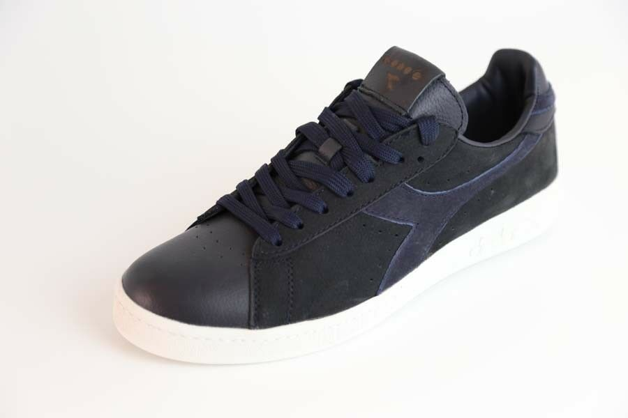 Diadora Baskets - Game Bas Premium - Majolique Bleu - 501.172296 01 60054