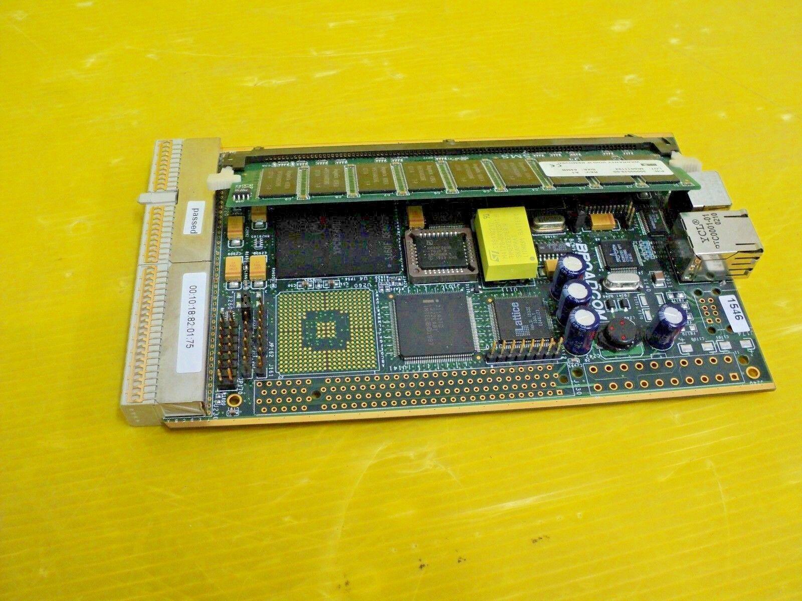 BROADCOM BCM95600 COMPACT CPU V0.0