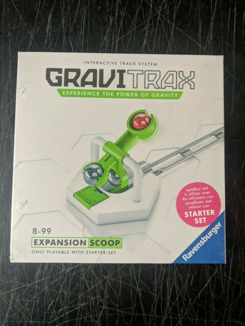 NEW-Ravensburger Gravitrax Expansion Scoop New Unopened in Original Packaging