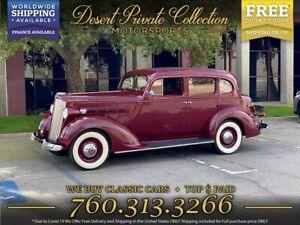 1937 Packard 115C 4 Door