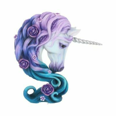 JEWELLED MAGNIFICENCE 15cm Unicorn Ornament Fantasy Horse Nemesis Now FREE P+P